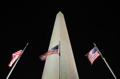 Washington Monument Royalty Free Stock Photography