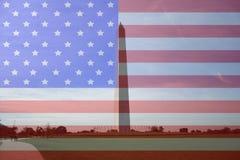 Washington Monument Royalty Free Stock Photography