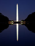 Washington monument Arkivfoto