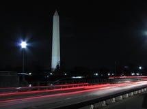 Washington Monument Royaltyfri Foto