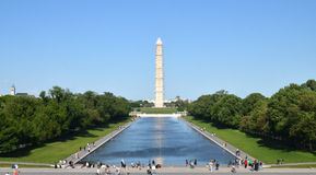 Washington Monument Fotos de Stock Royalty Free