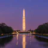 Washington Monument Foto de archivo
