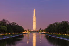 Washington Monument Stockbild