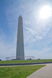 Washington Monument Royalty-vrije Stock Afbeelding