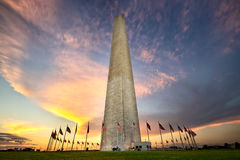 Washington Monument Immagine Stock