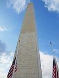 Washington Monument images libres de droits