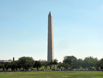Washington Monument Image libre de droits