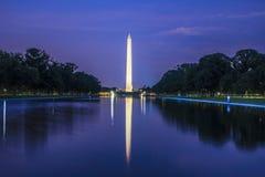 Washington Monument Photo libre de droits