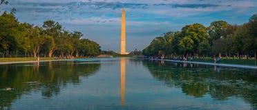Washington Monument Fotografía de archivo libre de regalías