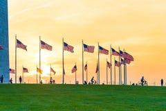 Washington Monument Imagen de archivo