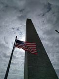 Washington Monument Imagem de Stock