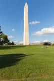 Washington Monument auf dem Mall Stockfotos