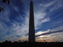 Washington Monument Royalty Free Stock Photos