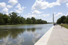 The Washington Monument Stock Photography