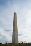 Washington Monument in  DC Stock Image