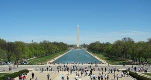 Washington Monument - immagine di riserva Fotografia Stock Libera da Diritti