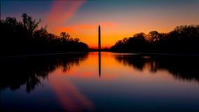 Washington Monument foto de archivo