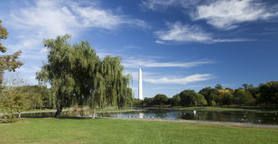 Washington Monument Royalty Free Stock Images