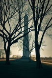 Washington Monument in the United States Stock Photo