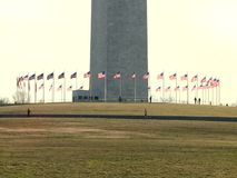 Washington Monument, United States stock video