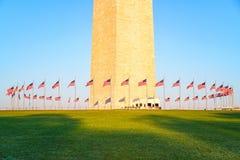 Washington Monument, USA Stock Photos