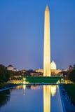 Washington Monument, USA Royalty Free Stock Image
