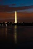 Washington Monument, Washington, D.C. Royalty Free Stock Photo