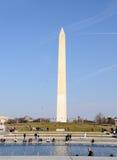 Washington Monument in Washington, DC Royalty Free Stock Photography