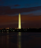 Washington Monument, Washington, DC Royalty Free Stock Images