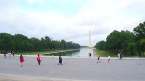 Washington Monument Washington dc motion video stock video footage