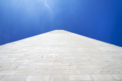 Washington Monument in Washington DC Royalty Free Stock Images