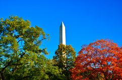 Washington Monument, Washington DC, USA Stock Photography