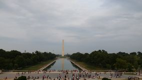 Washington Monument. What a beautiful picture?? What a fun time in Washington D.C. It was so amazing Stock Photo