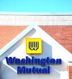 Washington Mutual Bank Royalty Free Stock Images