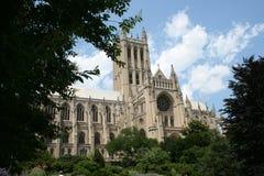 Washington National Cathedral 2 Stock Images