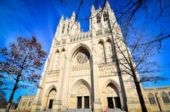 Washington National Cathedral Fotos de archivo libres de regalías