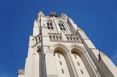 Washington National Cathedral Royalty-vrije Stock Afbeelding