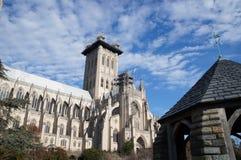 Washington National Cathedral Fotografia Stock