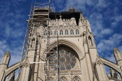 Washington National Cathedral lizenzfreies stockbild