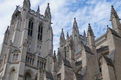 Washington National Cathedral Immagine Stock