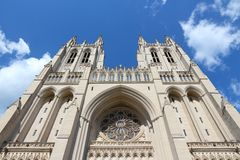 Washington National Cathedral Stock Photo