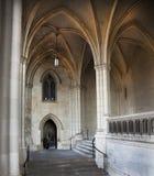Washington National Cathedral, Washington D C royalty free stock image