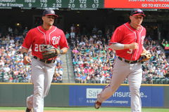 Washington Nationals Royalty Free Stock Image