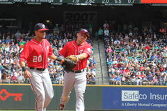 Washington Nationals Stock Photo