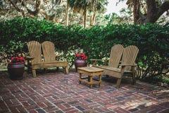 Washington Oaks State Park Royalty Free Stock Image