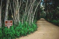 Washington Oaks State Park Stock Photos