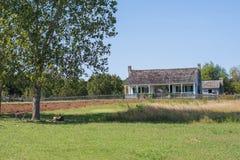 Washington op de Brazos-Historische Plaats van de Staat in Washington, Texa stock foto's