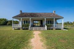 Washington op de Brazos-Historische Plaats van de Staat in Washington, Texa royalty-vrije stock foto's