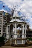 Washington Park Gazebo Royaltyfria Bilder
