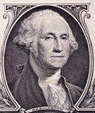Washington portreta clous up Fotografia Royalty Free